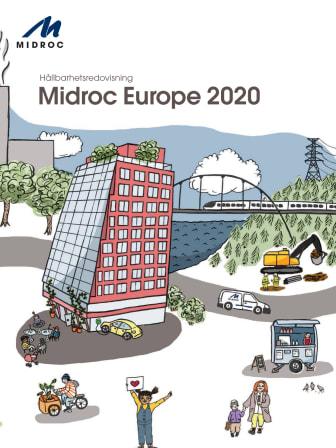 Midroc Europe gör positiv skillnad även i utmanande tider