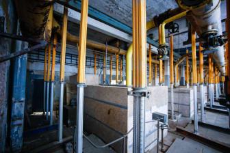 TORKRET, Sanierung Kokerei Zollverein, Essen 2019