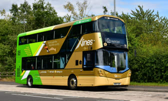 New and upgraded express buses set to soar from Consett to Newcastle through red kite country