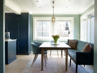 Klassisk Stil Kjøkken Havdyp FR2515