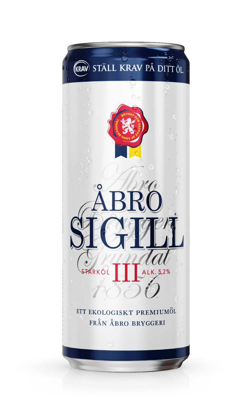 Åbro Sigill - Sleek can