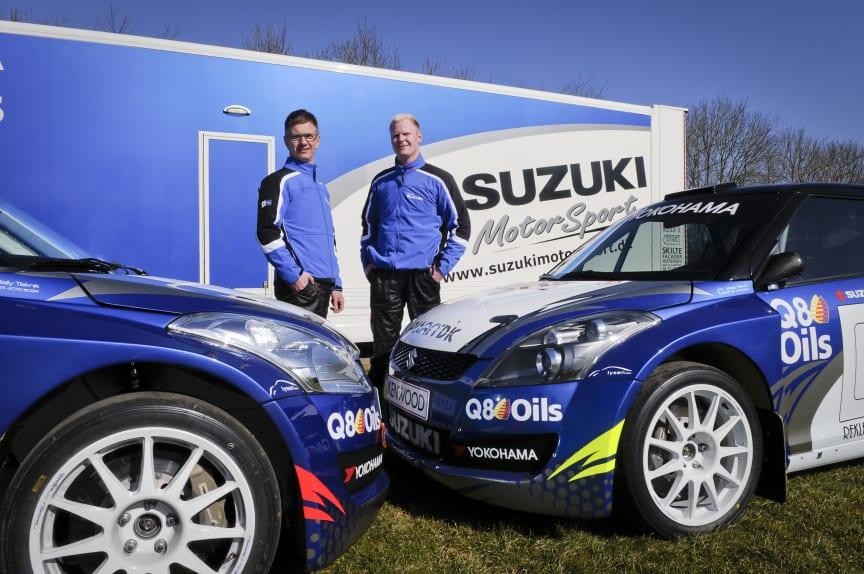 Suzuki Motorsport 2012