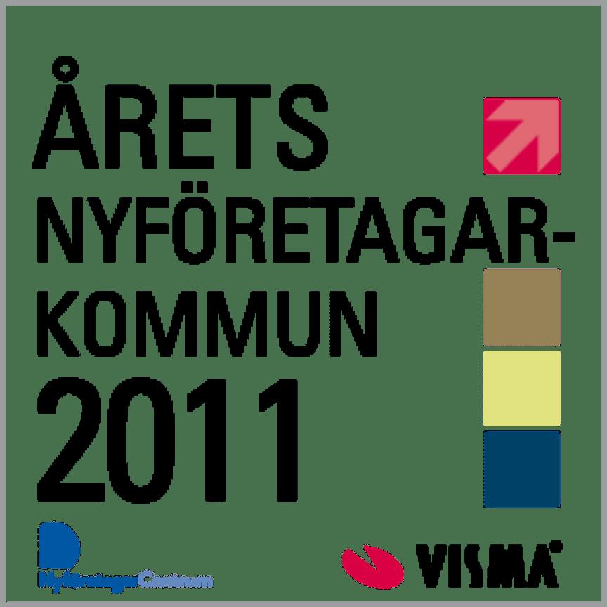 Årets nyföretagarkommun 2011