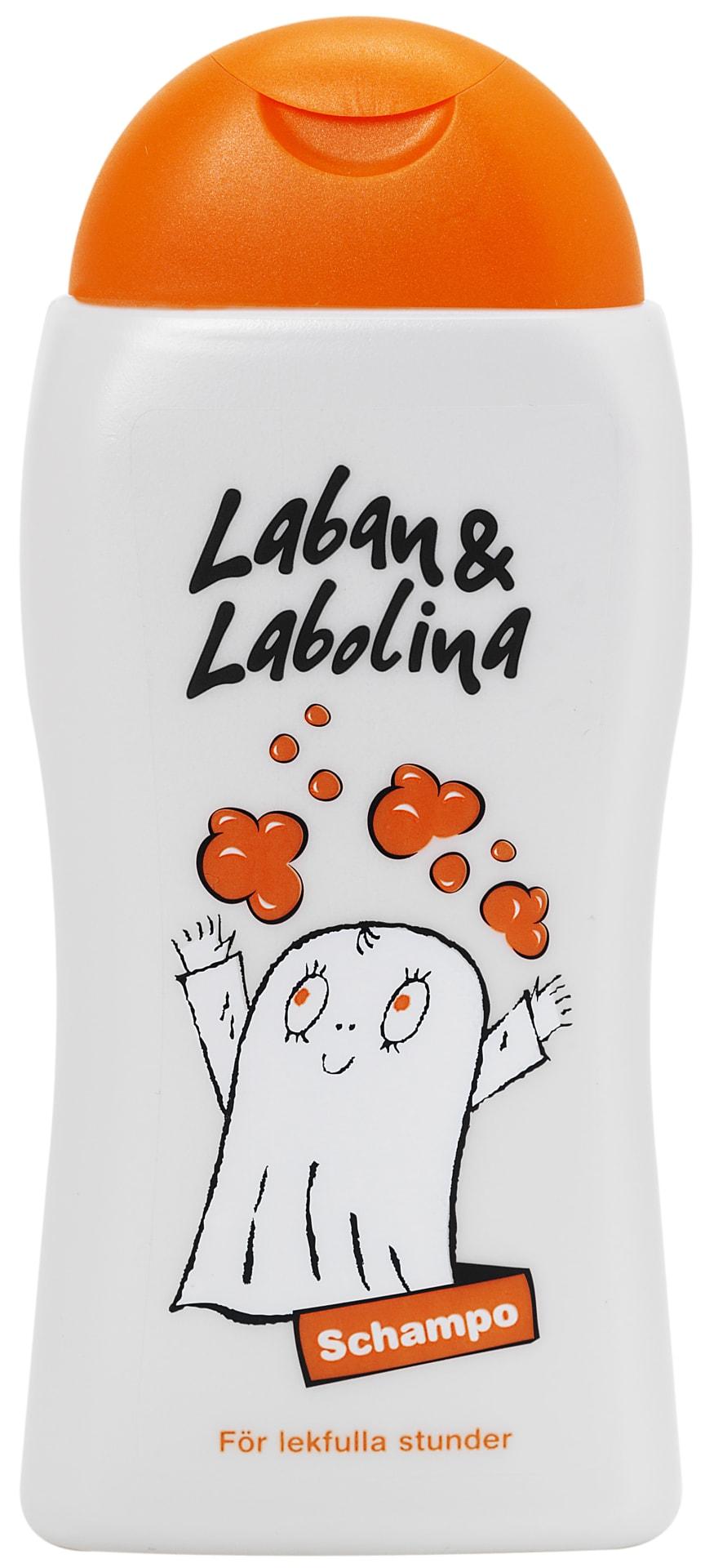Schampo Laban & Labolina, 250 ml