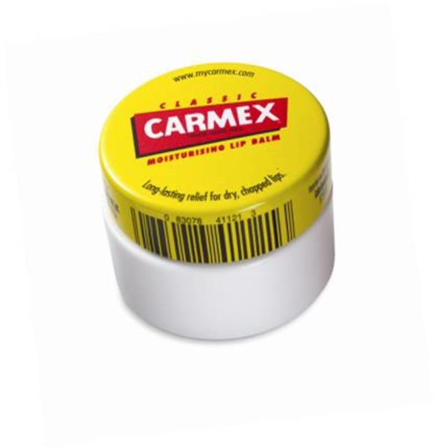 Carmex lipbalm - ny design