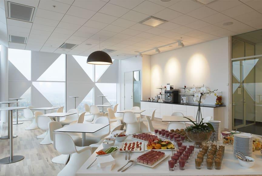 Scandic Victoria Tower Lounge