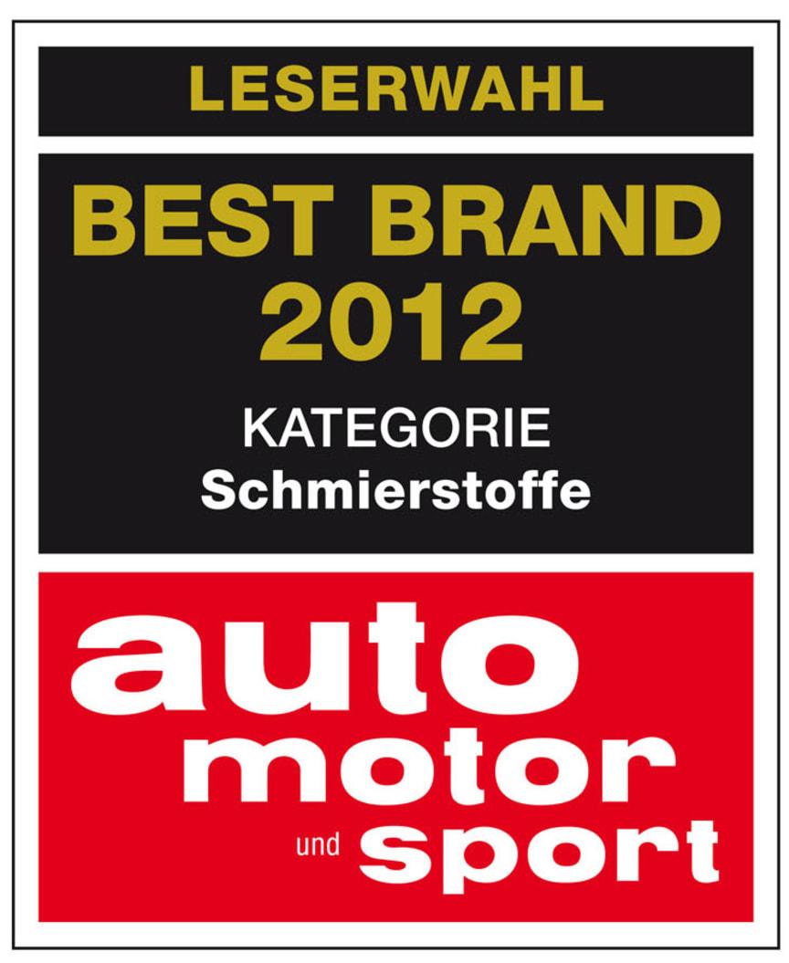 Liqui Moly utsedd till årets smörjmedelstillverkare i tyska motortidningar