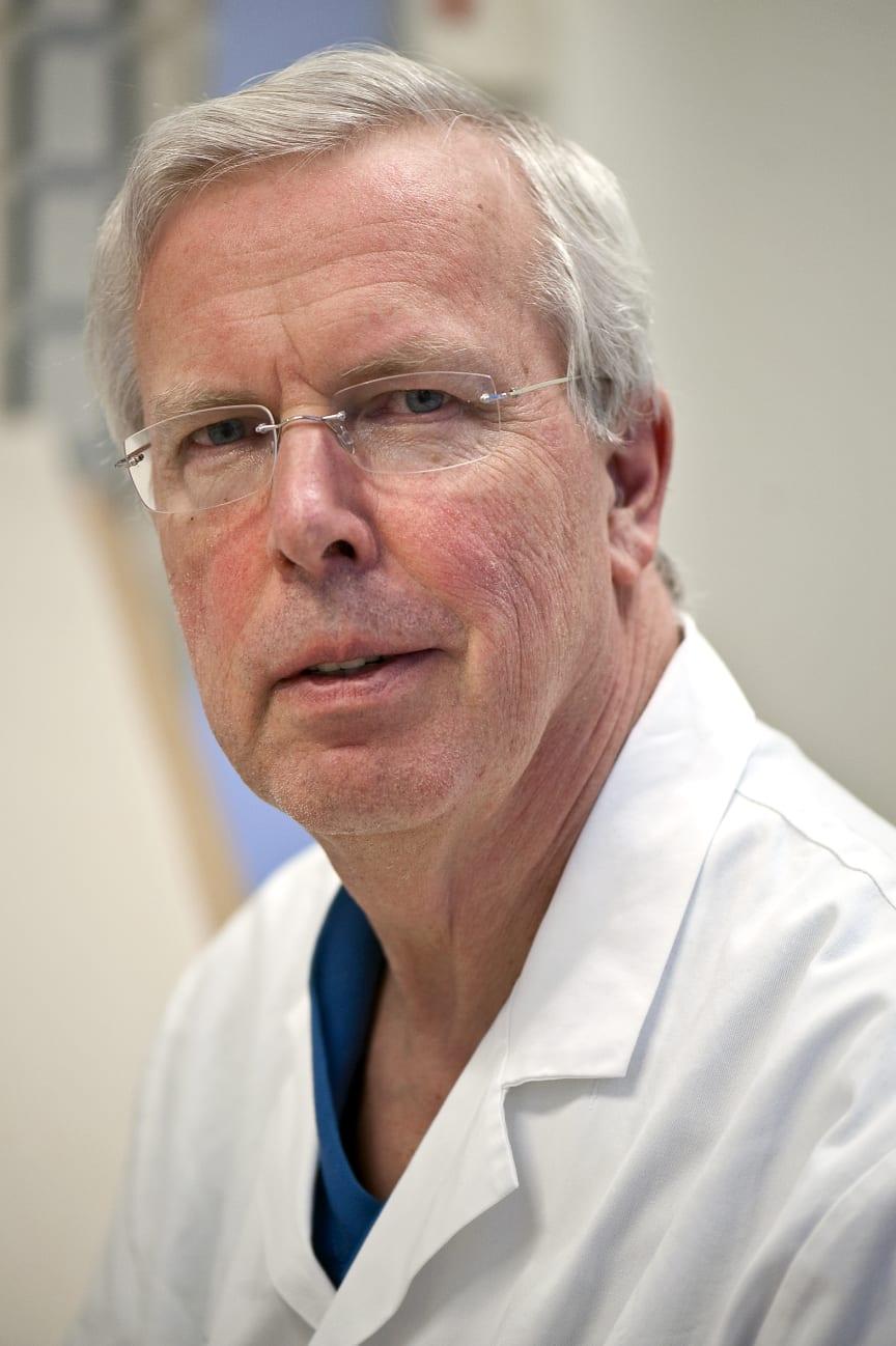 Överläkare Sven-Eric Olsson