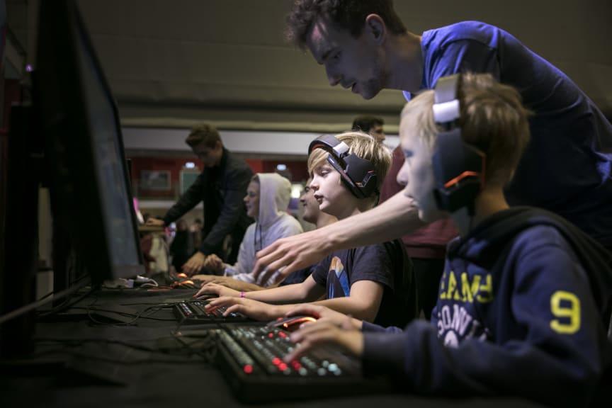 Sweden Game Festival i Skövde