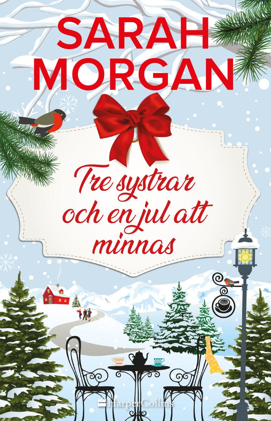 Tre systrar och en jul att minnas - Sarah Morgan