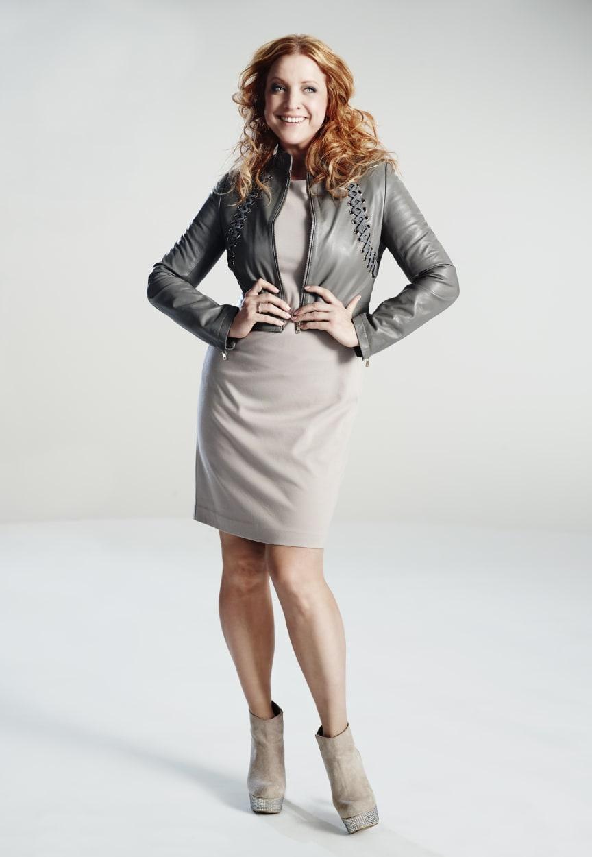 Shirley Clamp - ViktVäktarnas talesperson 2013