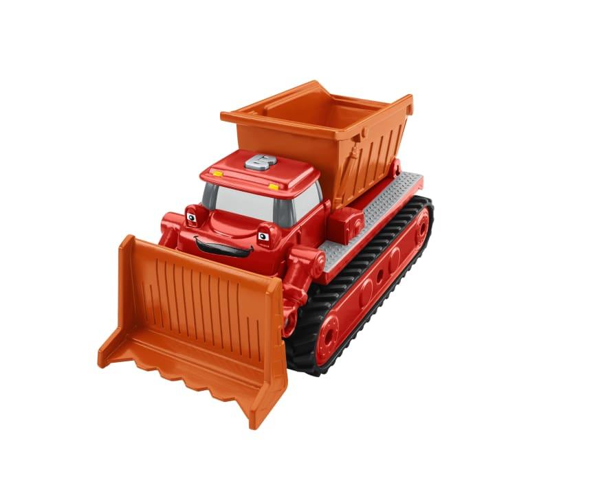 Bagger Orange