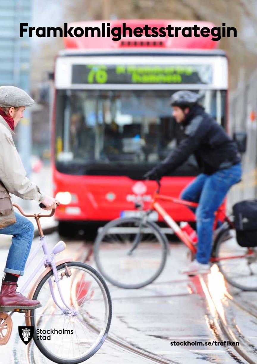 Framkomlighetsstrategi, Stockholms stad