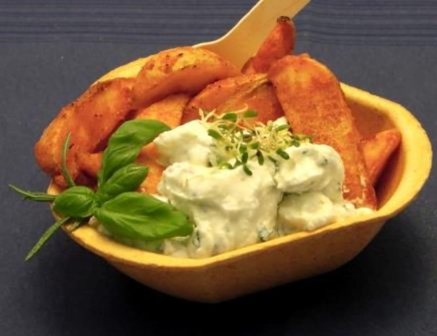 Kartoffel- Ideen für den Biergarten