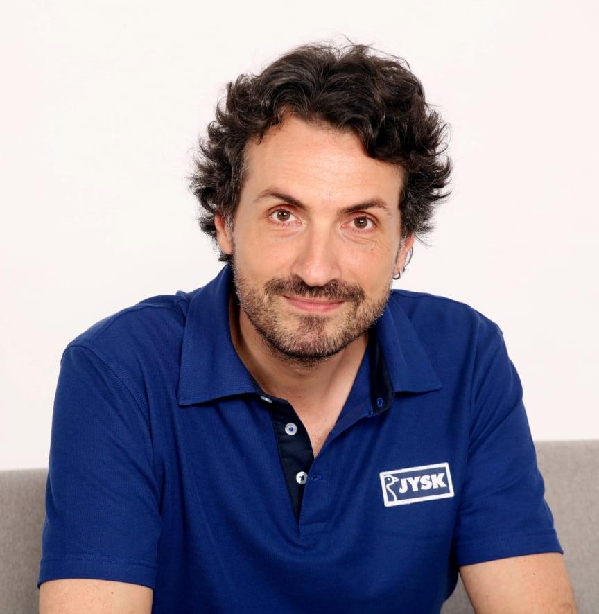 Alex Bratu, Country Manager JYSK Romania