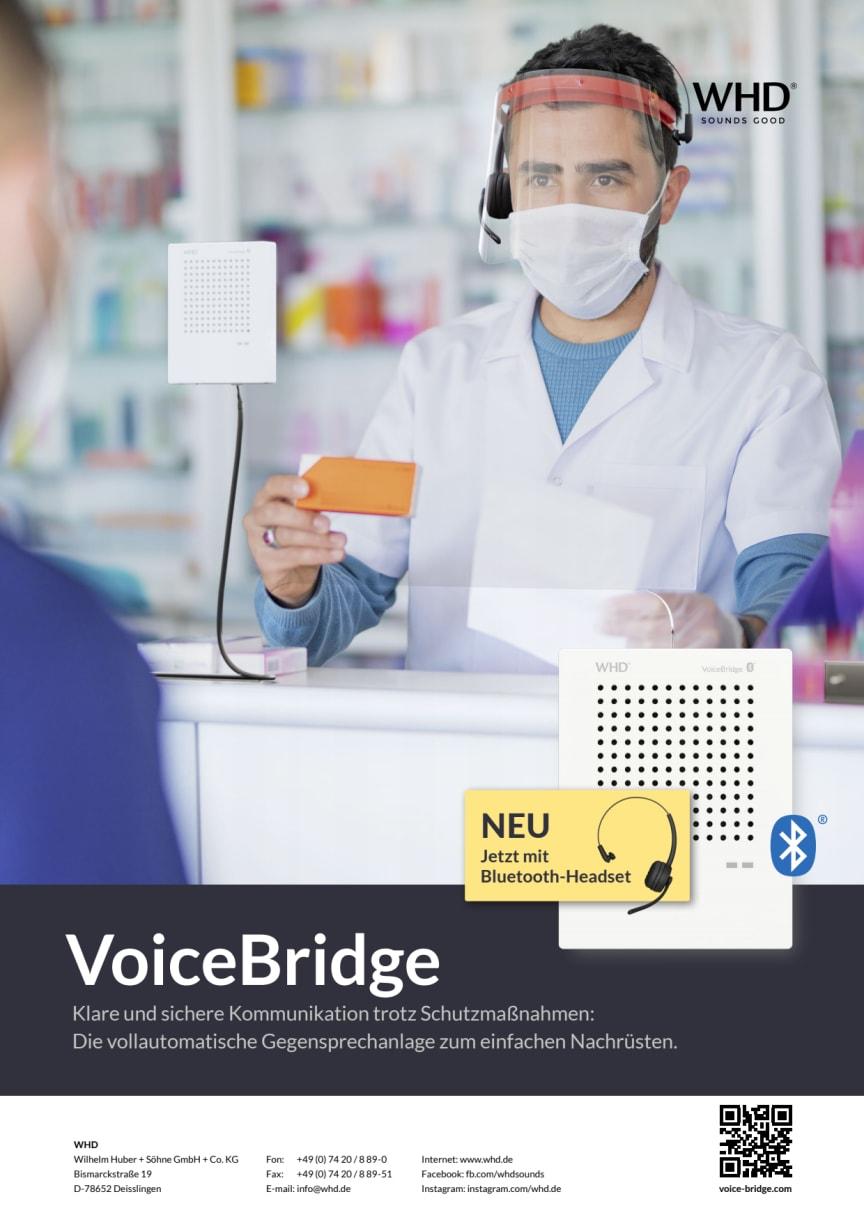 VoiceBridge Gesamtbroschüre