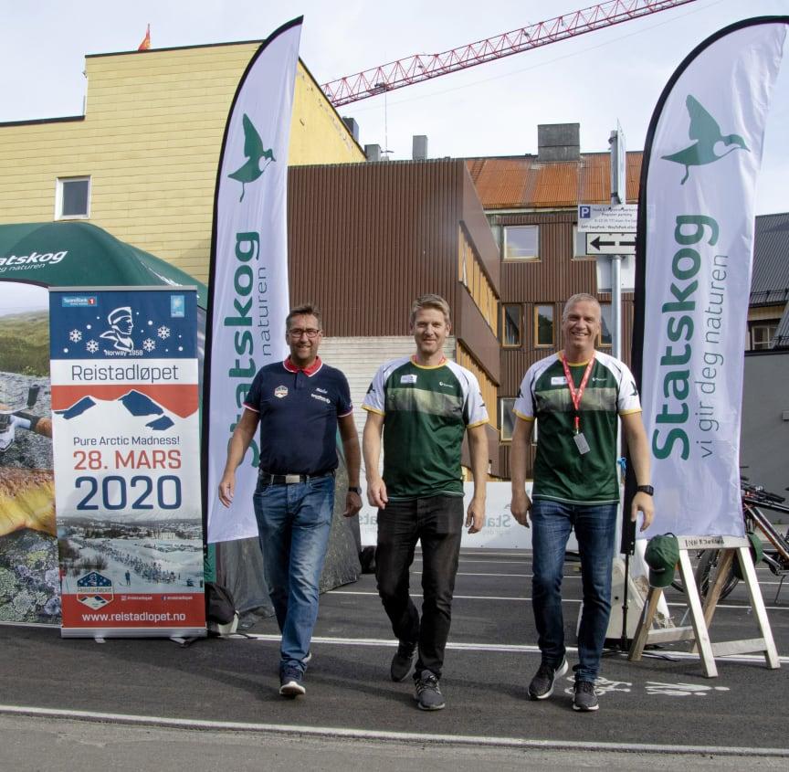 Statskog og Reistadløpet i nytt partnerskap