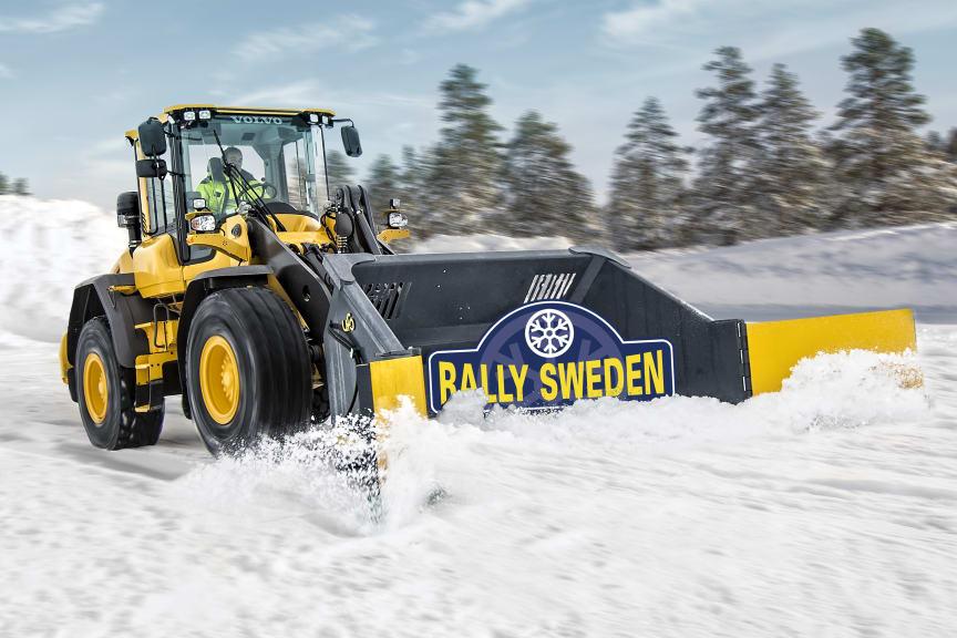Swecon partner till Rally Sweden 2017