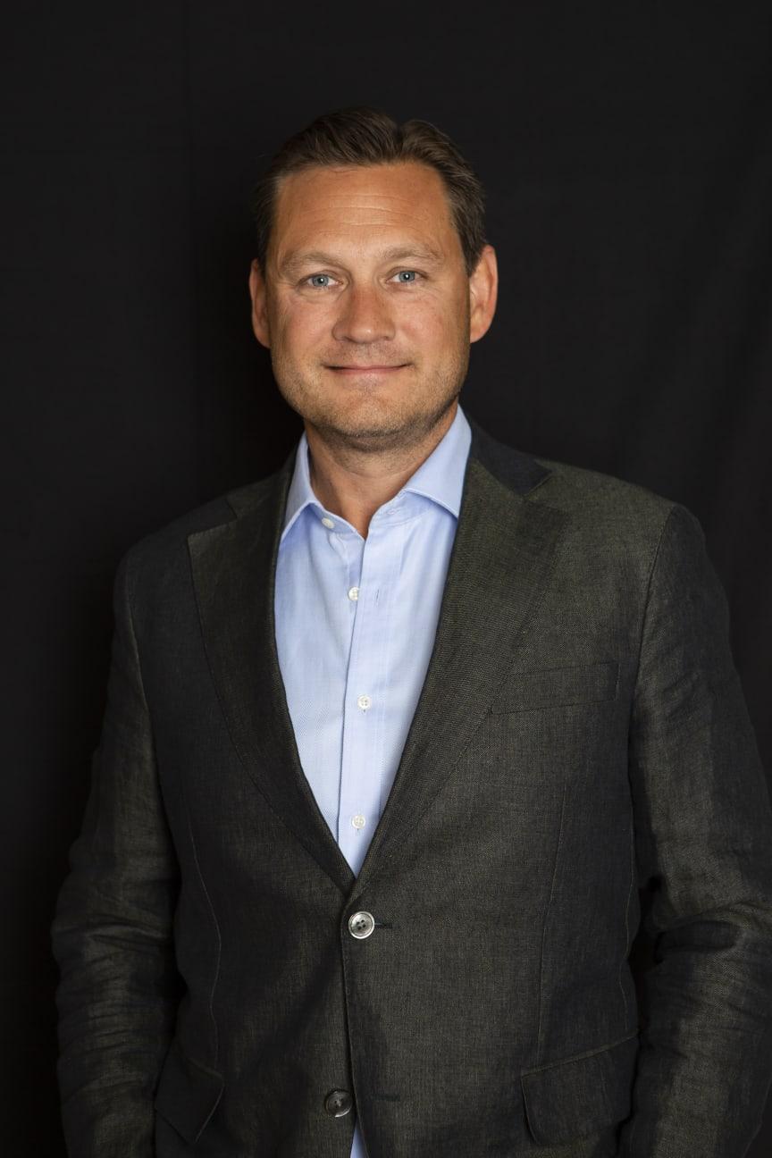 Gustaf Hagman, CEO LeoVegas