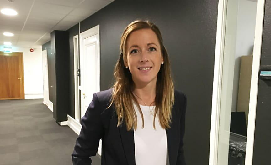 Johanna Severed, Riksbyggen