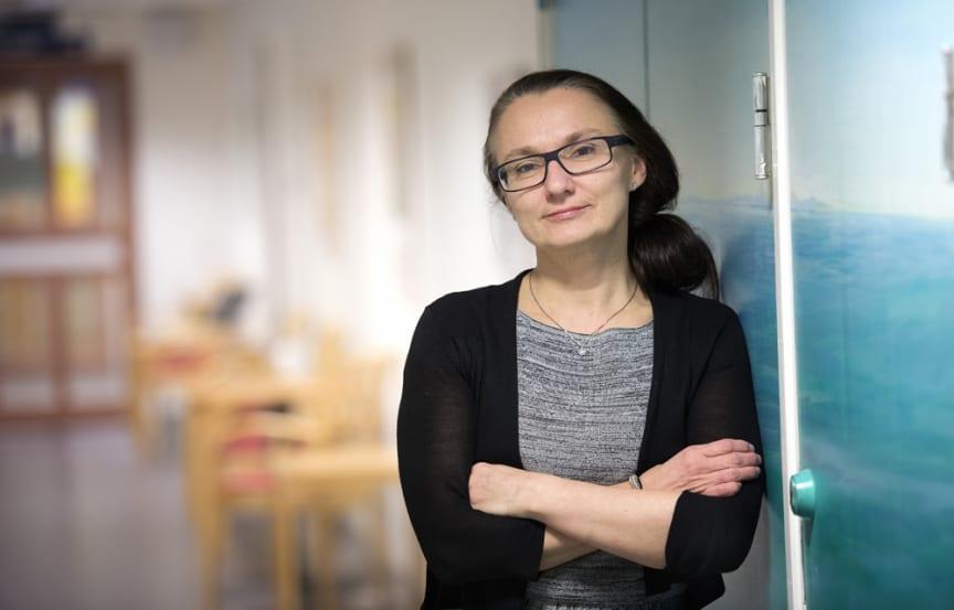 Svetlana Bajalica Lagercrantz, överläkare och docent, Onkologkliniken Radiumhemmet, Karolinska