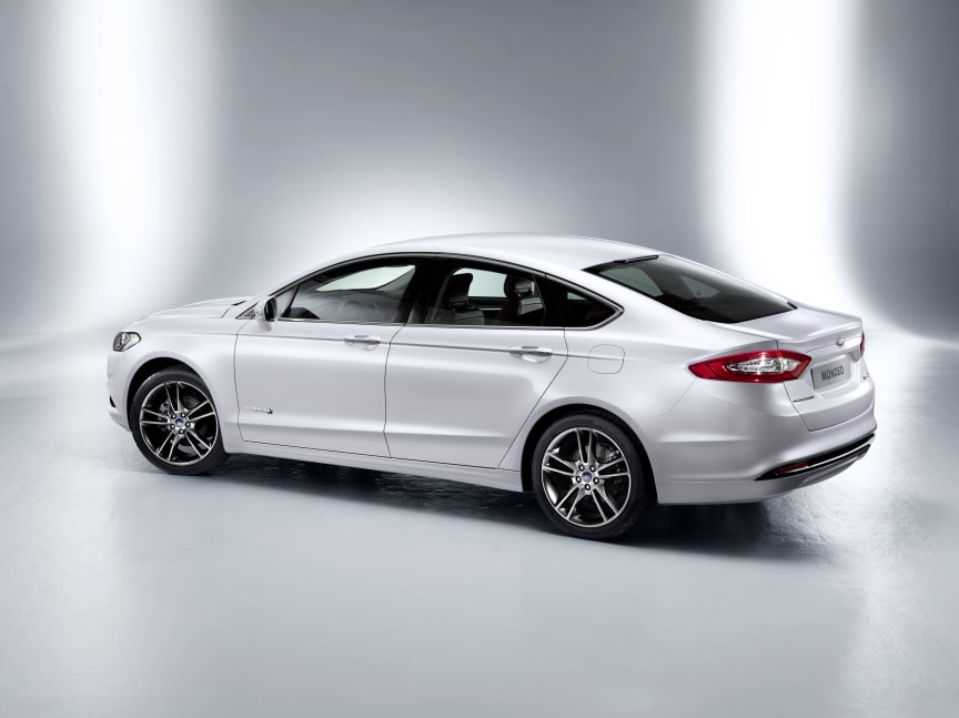 Nye Ford Mondeo vil lanseres i Norge i 2013