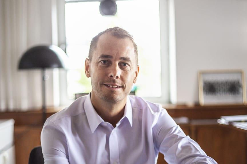 Fredrik Nilsson, CFO