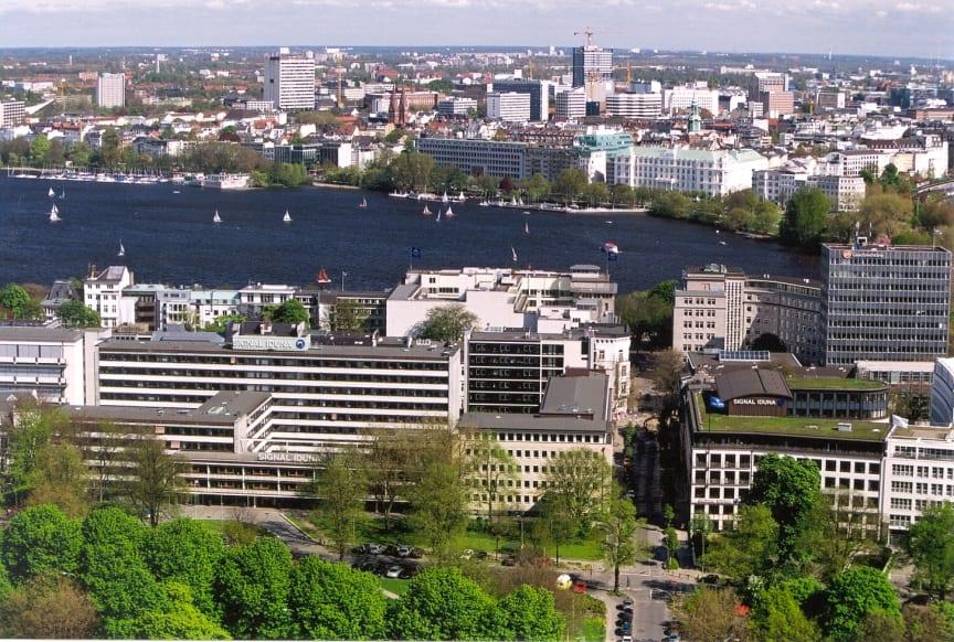 Hauptverwaltung Hamburg, Neue Rabenstraße