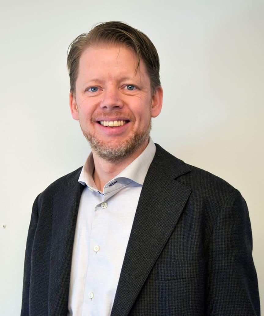 Joakim Sternander, projektledare Forsen, East Sweden