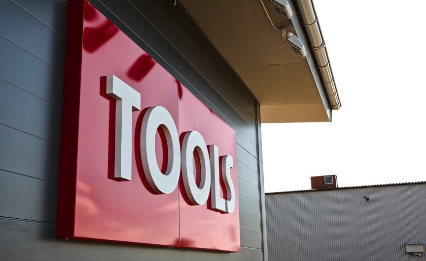 Swedol skifter navn til TOOLS