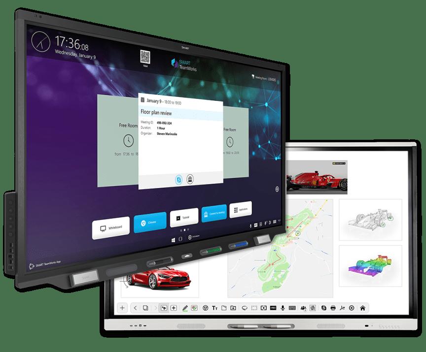 SMART Board Pro 7000r och MX