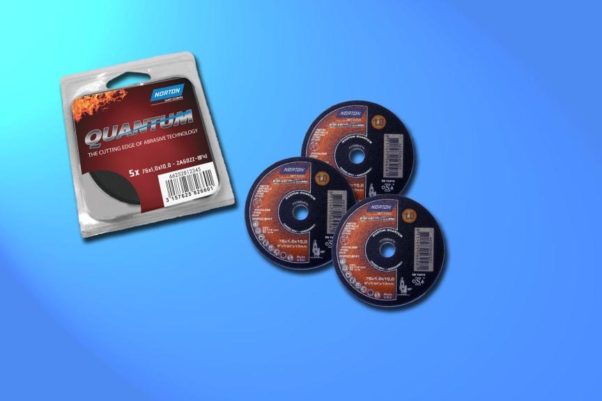 Nye kappeskiver for kapping i bilkarosseri og tynnplater