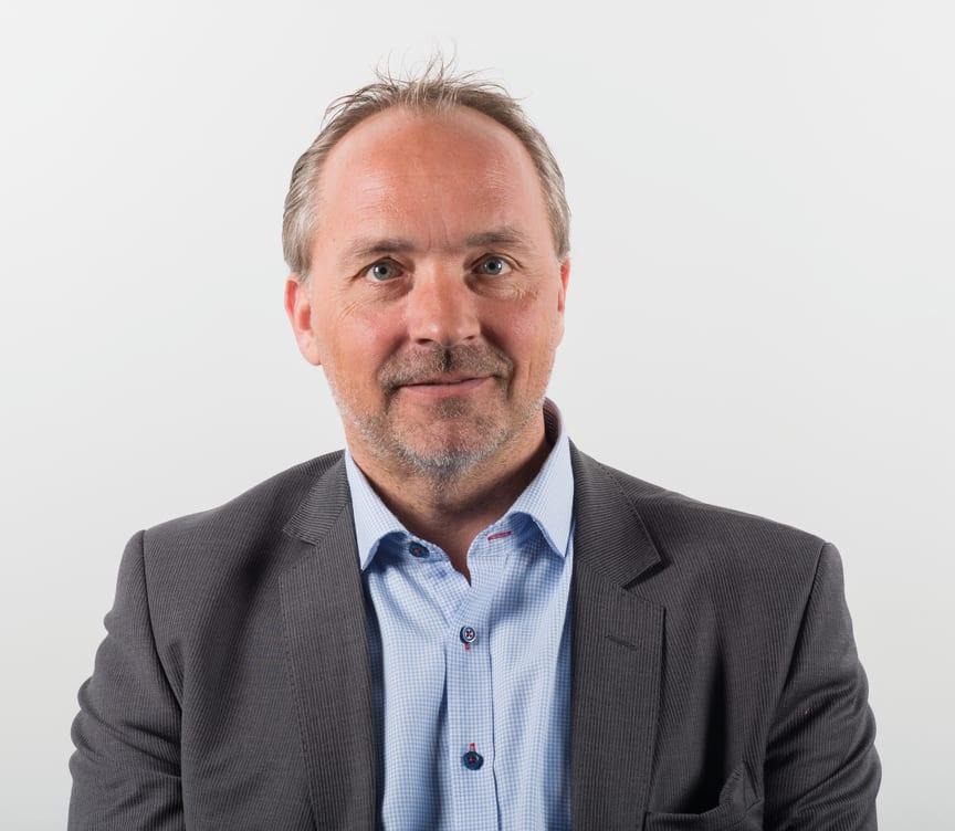 Senior manager dealer development Petter Andersen