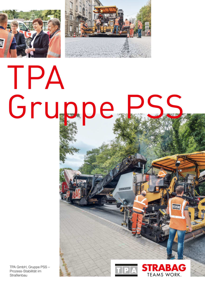 TPA Gruppe PSS
