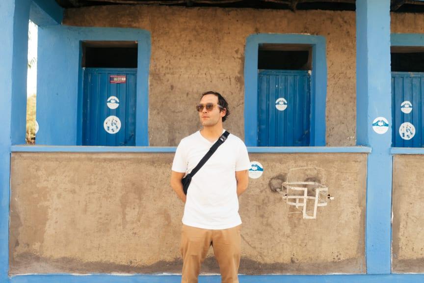 Bosse mit Viva con Agua in Äthiopien April 2017