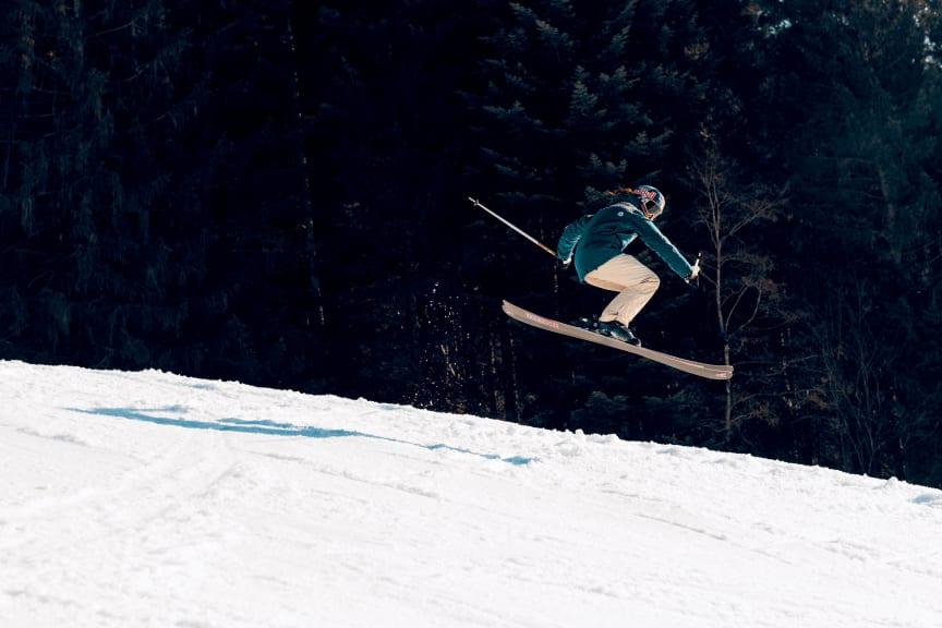 Mathilde Gremaud, Freestylerin aus Fribourg