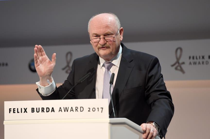 "Laudator ""Medizin & Wissenschaft"" Prof. Michael P. Manns"