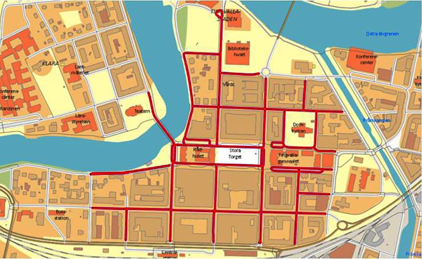 Motortrafikförbud Tingvallastaden