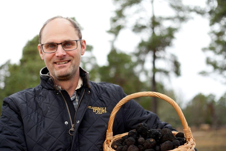 Ragnar Olofsson, Gotlandstryffel