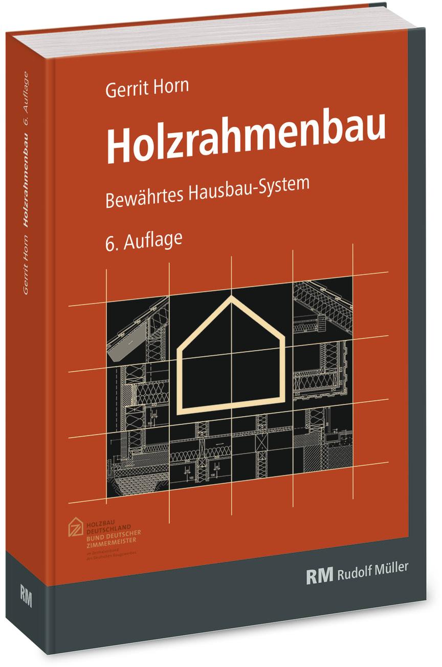 Holzrahmenbau, 6. Auflage (3D/tif)