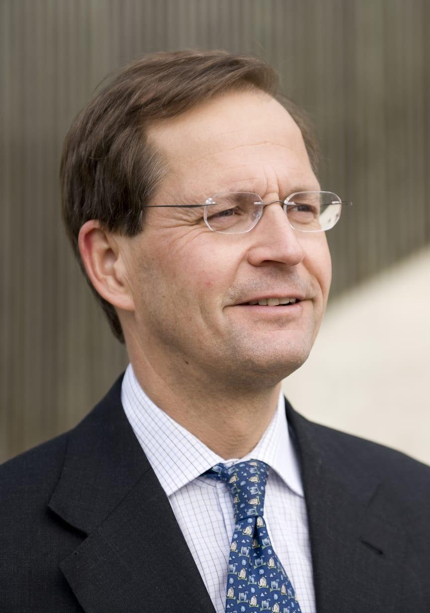 Peder Chr. Løvenskiold, adm. dir i Anthon B Nilsen