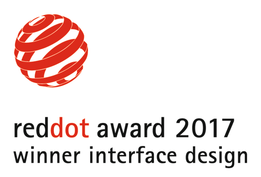 Red Dot Communication Design Award 2017