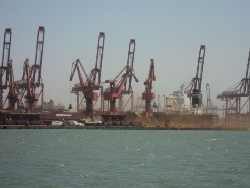 9. Tianjin