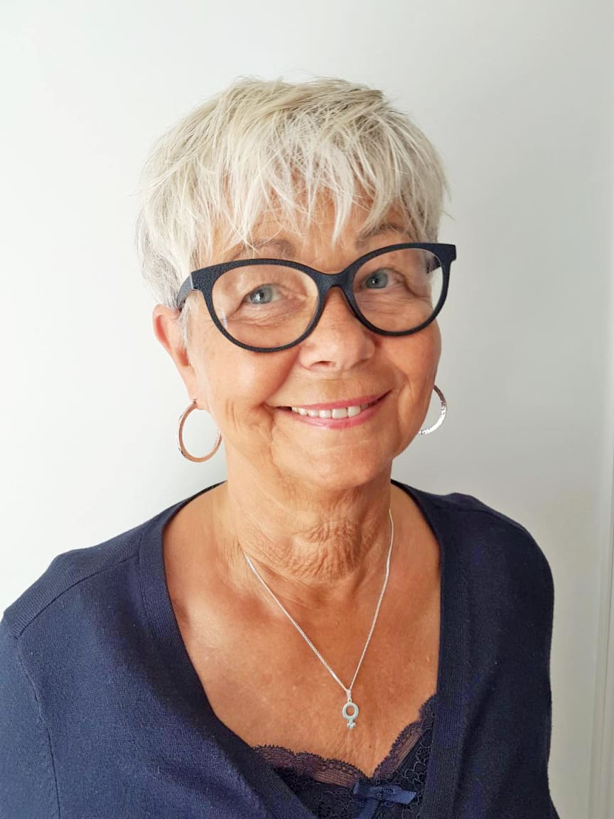 Eva Östebrant, porträtt