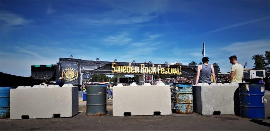 Trafikhinder Sweden Rock 2018_1