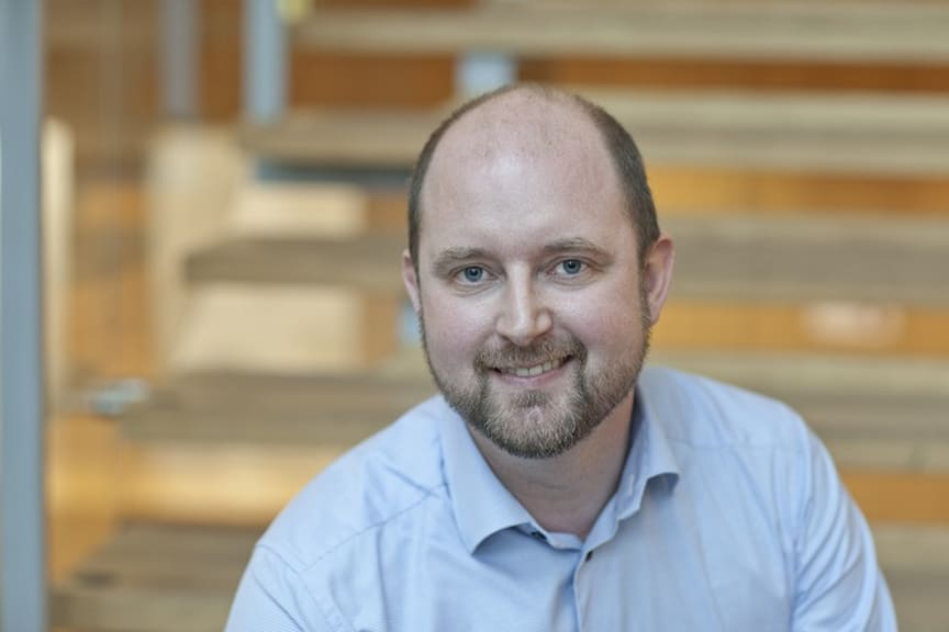 Christoph Varenhorst, medicinsk direktör Pfizer Sverige small