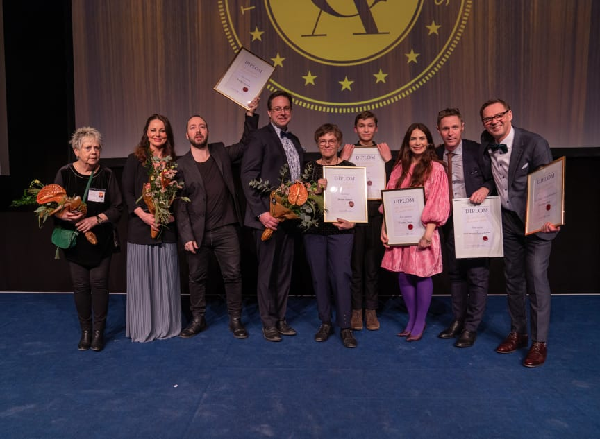 The Collector's Awards vinnare 2020