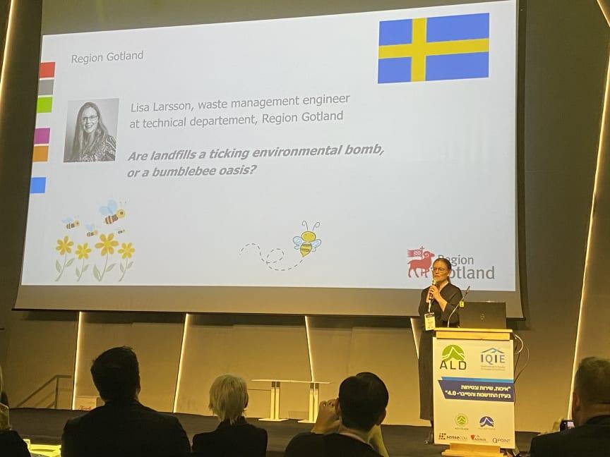 Lisa Larsson Region Gotland