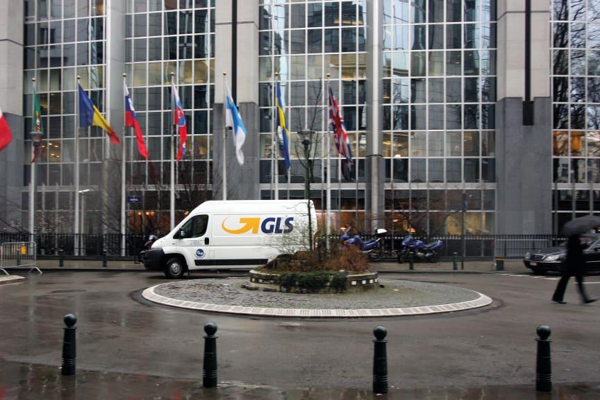 GLS - Levering til Europa