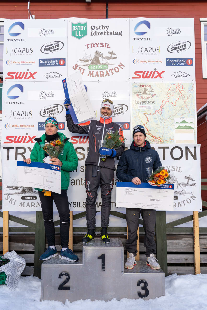 Herrepallen Trysil Skimaraton